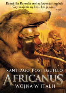 Africanus. Wojna w Italii