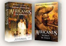 Africanus PAKIET (Syn Konsula + Wojna w Italii)